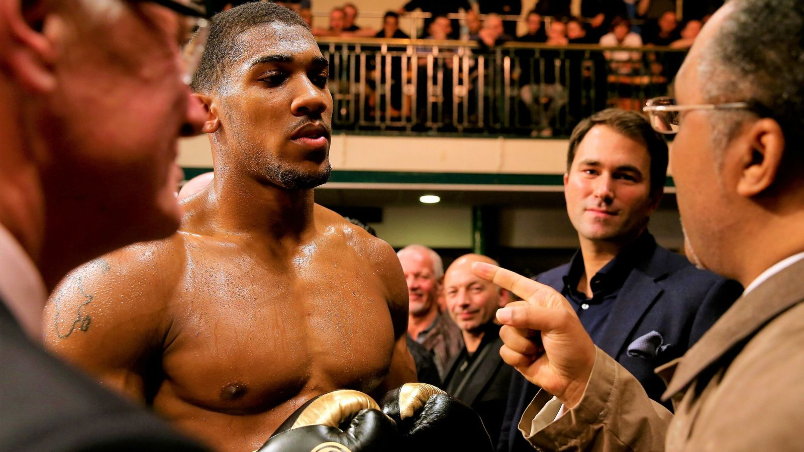 Anthony Joshua is returning but Dan Morley reveals how many pro boxers still face a bleak future